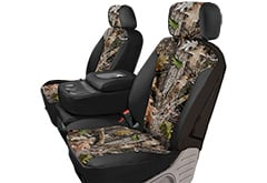 Northern Frontier TruTimber Camo Canvas Seat Covers