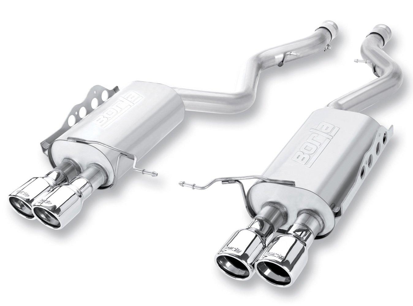 Borla Exhaust System Reviews Free Shipping