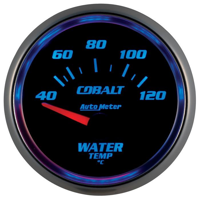 Autometer Cobalt Series Gauges