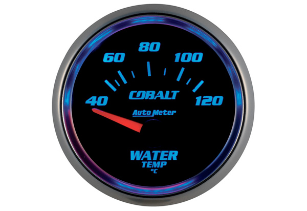 Autometer Cobalt Series Gauges