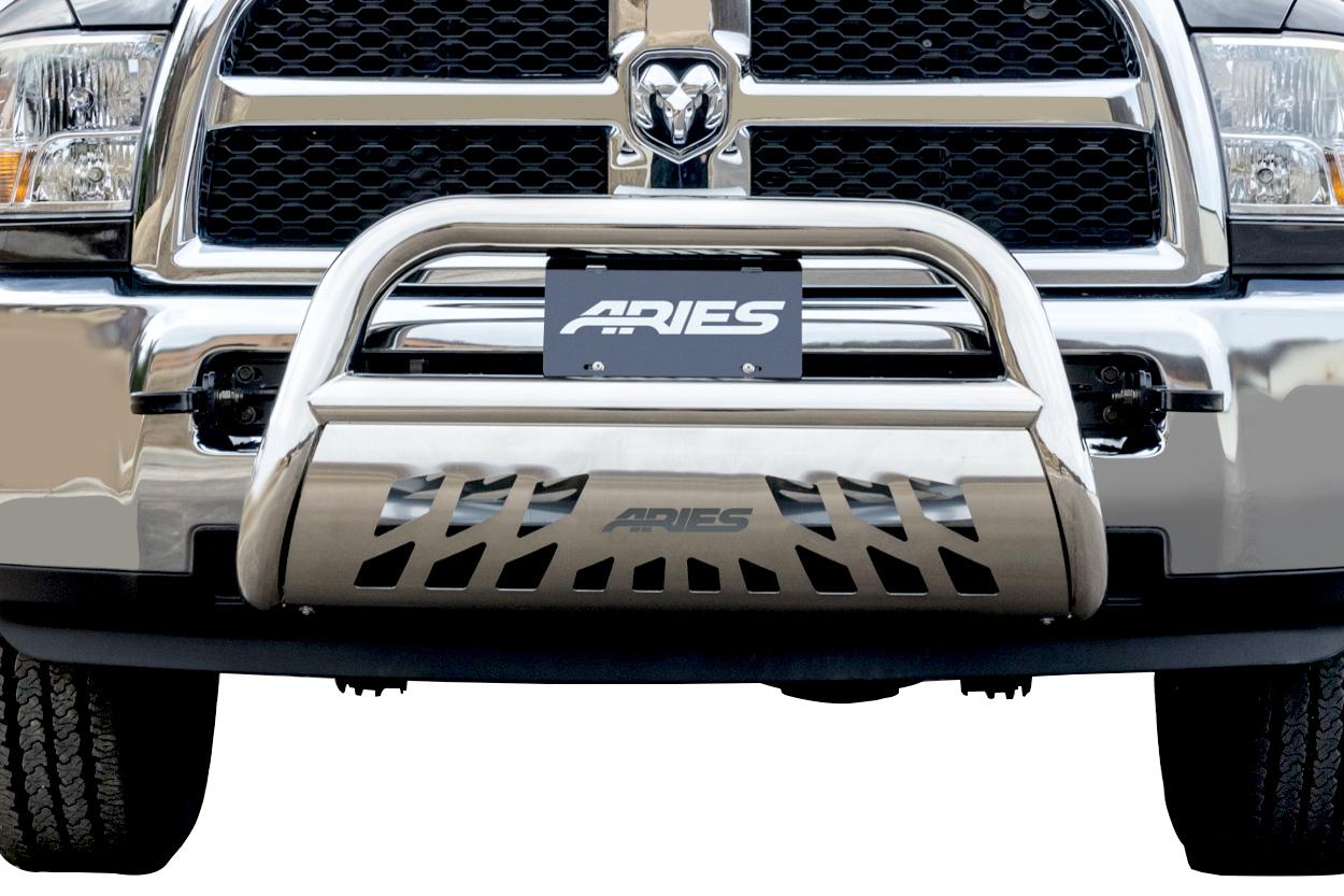 2005 2019 Nissan Frontier Aries Bull Bar Aries 35 9002