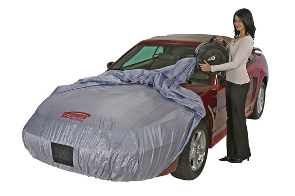 EZ Cover Car Cover