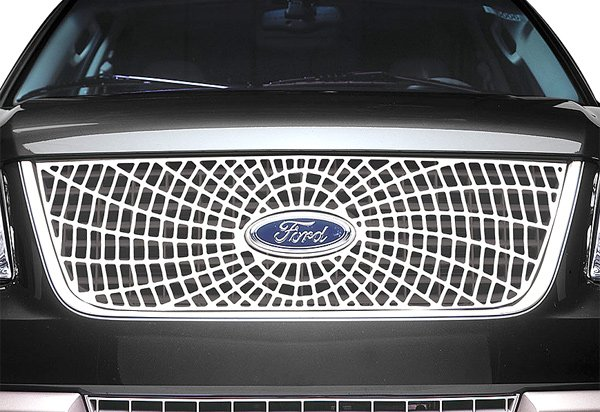 Putco Liquid Spiderweb Grille