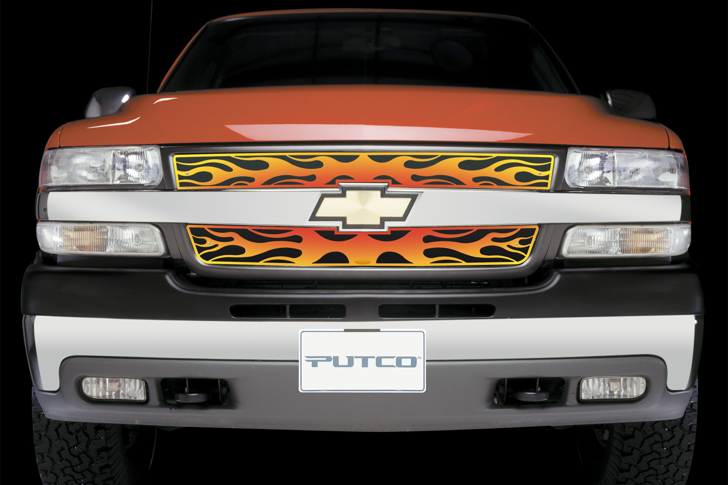Putco Flaming Inferno Grille