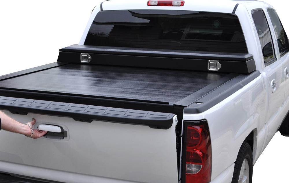 Bak rollbak retractable tonneau autos weblog for Retractable bed