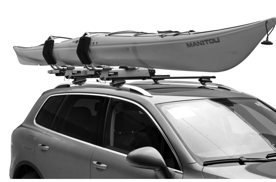 Thule Hullavator Lift Assisted Kayak Carrier
