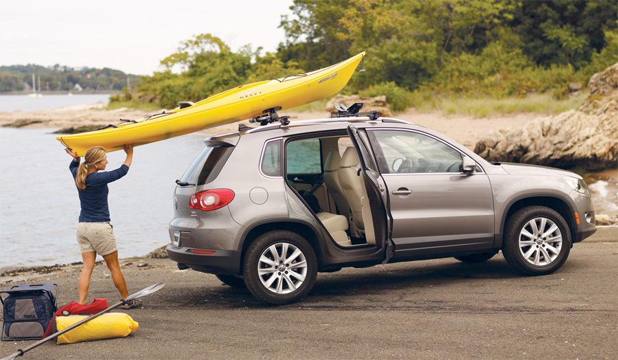 Thule Roll Model Kayak Carrier