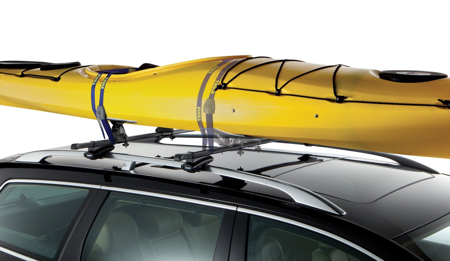 rack thule roof world cap kayak racks