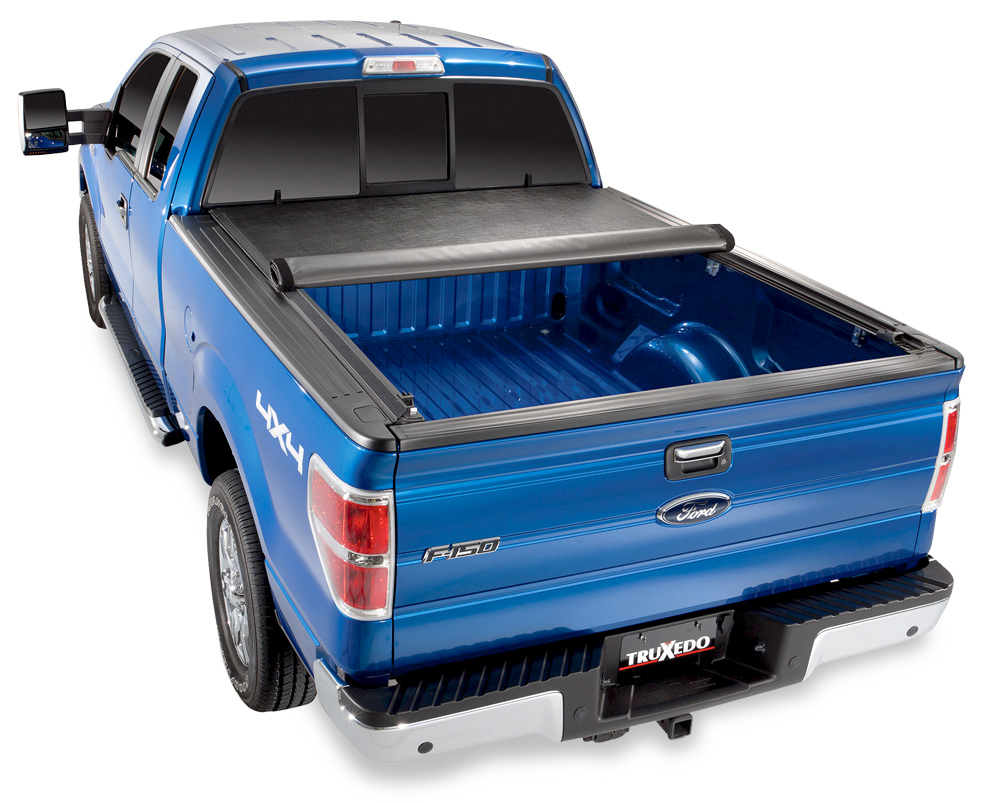 Undercover Pickup Bed Folding Cover Installation