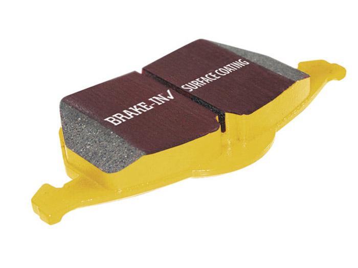 Ebc Brakes Review >> Ebc Yellow Stuff Brake Pads