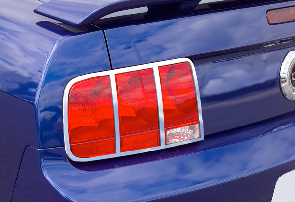 Putco Chrome Trim Tail Light Covers