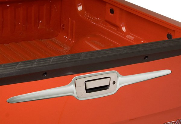 Putco Chrome Trim Tailgate Accents