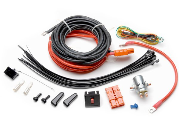 Mile Marker Quick Winch Disconnect Kit