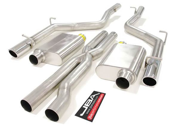 JBA Performance Exhaust System