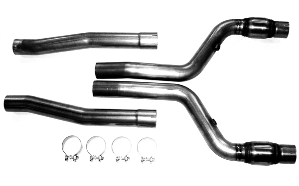 Bassani Exhaust Down Pipes & Mid Pipes