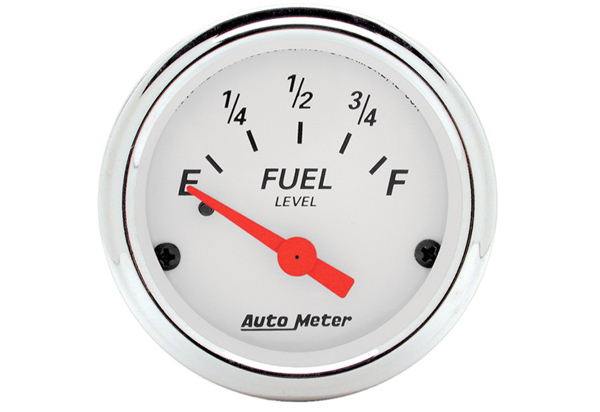 Autometer Arctic White Series Gauges