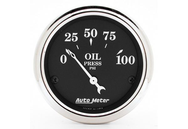 Autometer Old Tyme Series Gauges