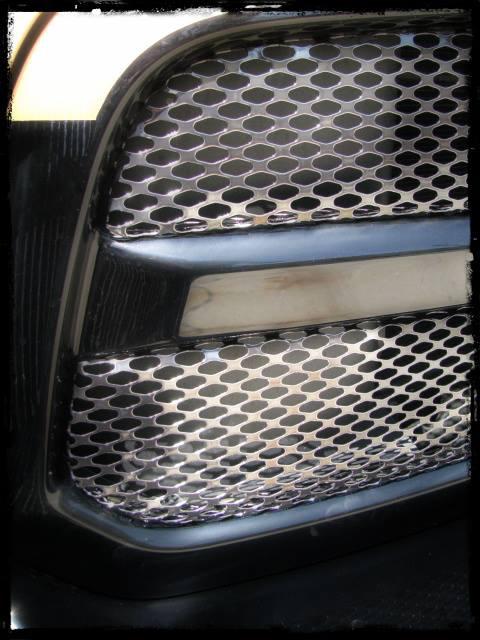 Street Scene 950-78835 Speed Grille Bumper//Valance Grille Insert