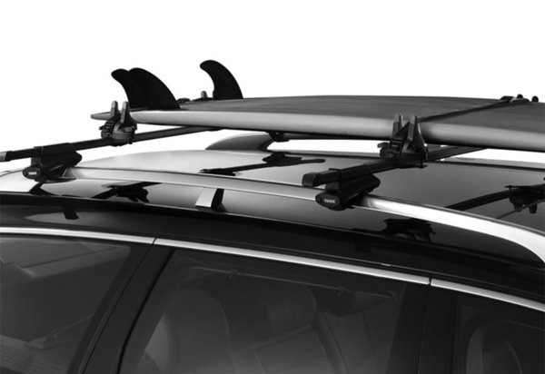Honda Odyssey Roof Rack >> Thule 554XT Hang Two Surfboard Carrier, Surfboard Rack