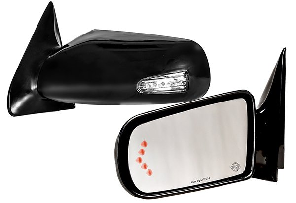 Street Scene Side View Mirror