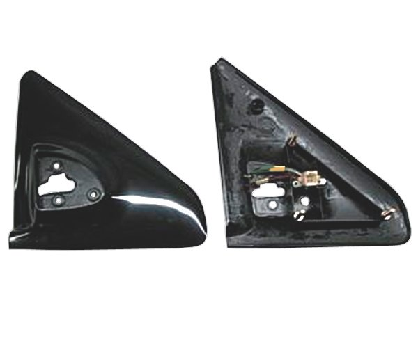 Street Scene Side View Mirror Mounting Plates