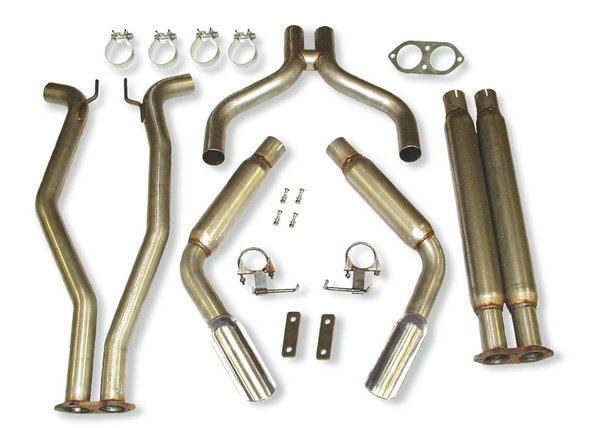Heartthrob Exhaust System: 99 Jeep Grand Cherokee Exhaust System At Woreks.co