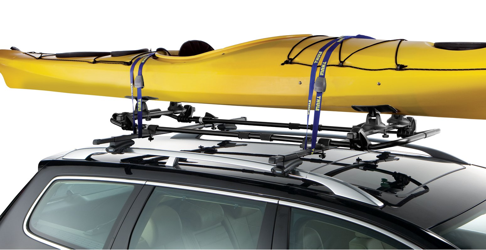hullavator pro roof armada carrier kayak lift assist rack racks thule nissan
