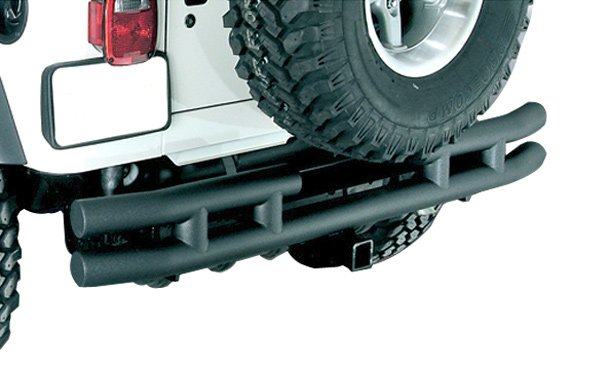 Rugged Ridge Rear Tube Bumper