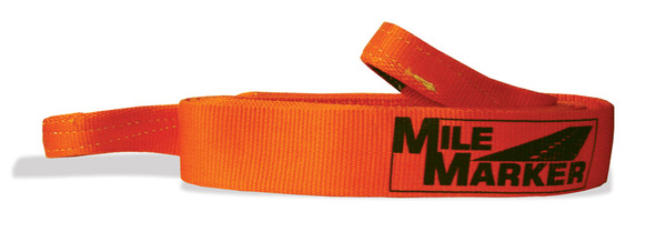 Mile Marker Tow Strap