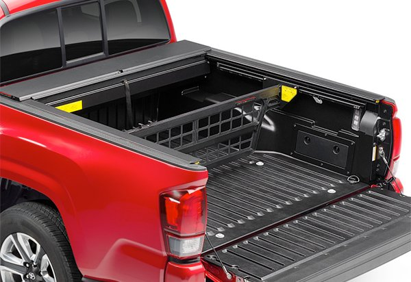 Rambox Tonneau Cover >> Roll N Lock Cargo Manager