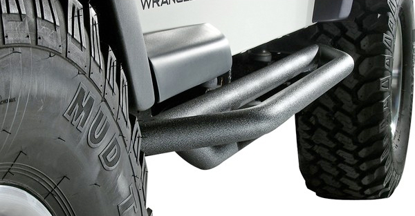 2007 2018 Jeep Wrangler Rugged Ridge Rock Crawling Side