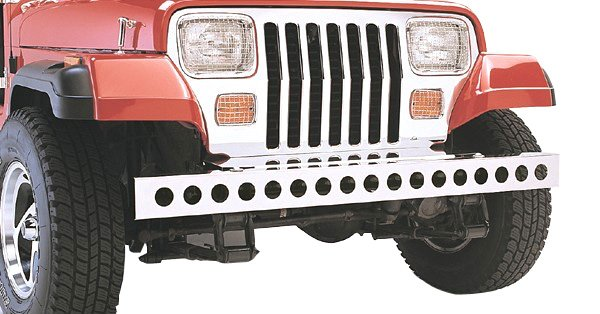 Rugged Ridge Bumper Treatment