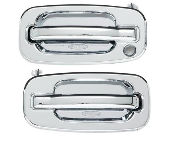Putco Liquid Billet Door Handles