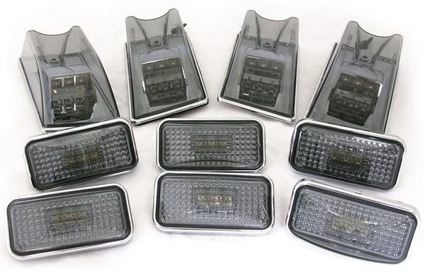 Putco LED Truck Cab Roof Lights