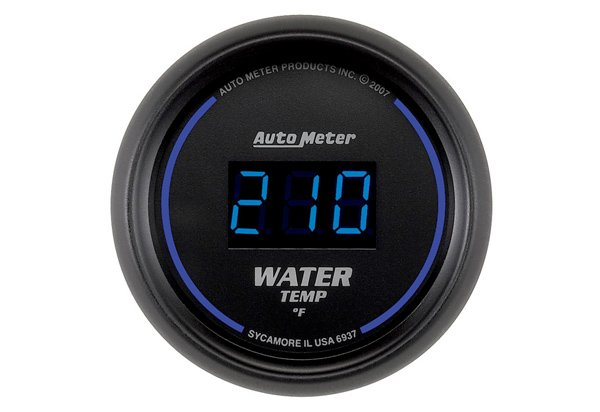 AutoMeter Cobalt Digital Series Gauge