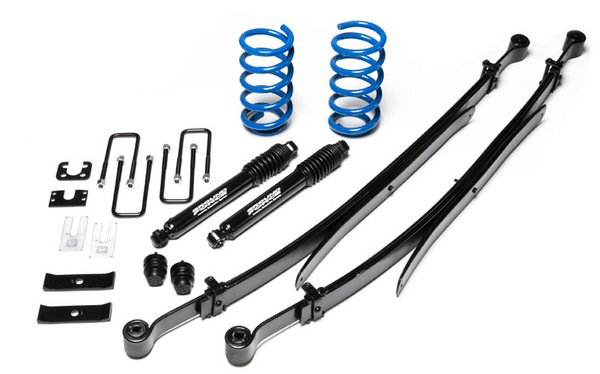 Ground Force Suspension Lowering Kit