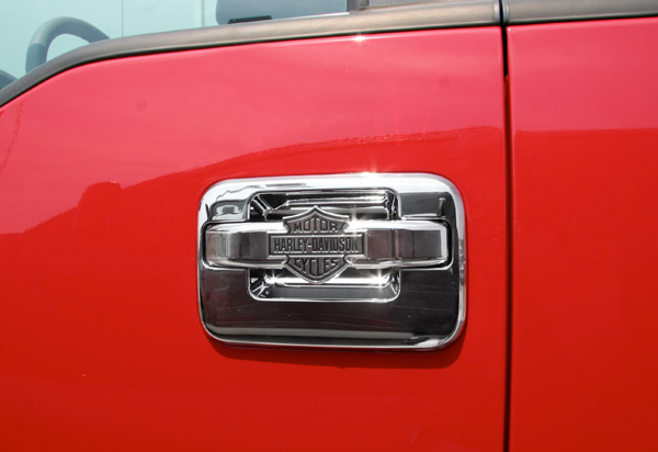 Putco HarleyDavidson Bar & Shield Door Handle Covers