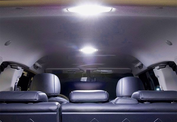 Putco Premium Interior LED Dome Light Kits