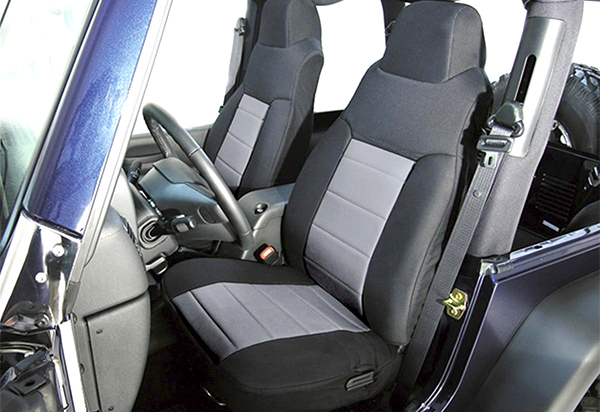 Rugged Ridge Custom PolyCotton Seat Covers