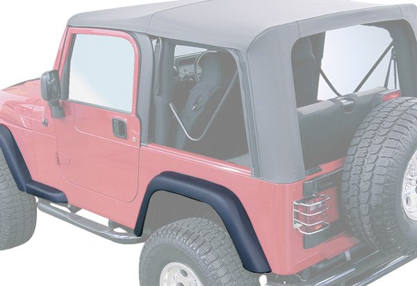 Rugged Ridge Replacement Fender Flare Kit