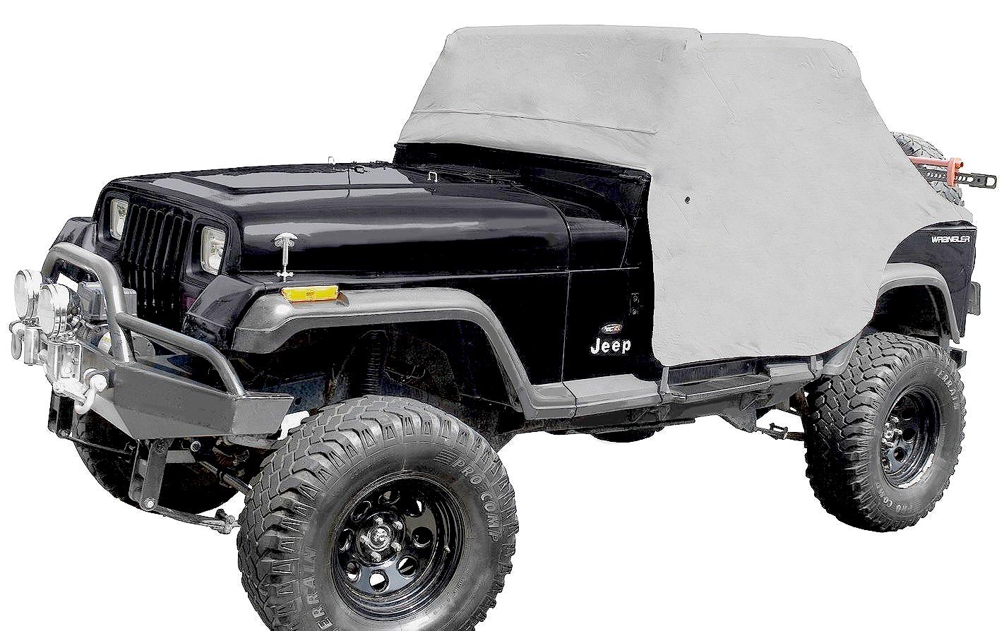 Rugged Ridge Jeep Cab Cover