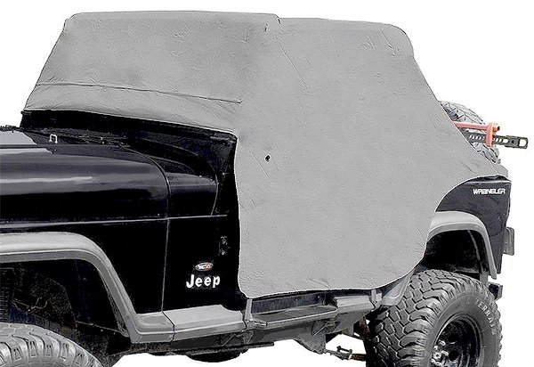 Rugged Ridge Jeep Cab Cover