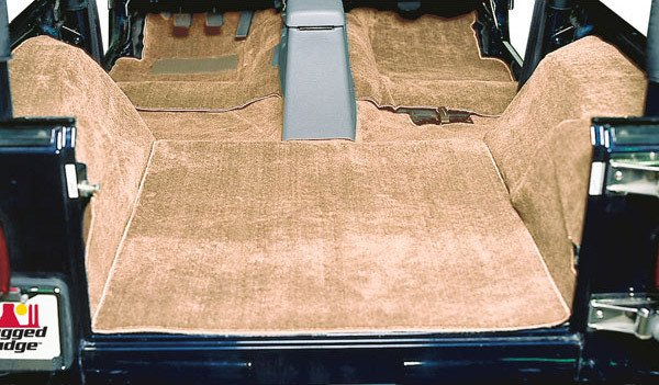 Rugged Ridge Deluxe Carpet Kit