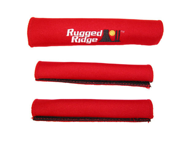 Rugged Ridge Neoprene Grab & Door Handle Kit