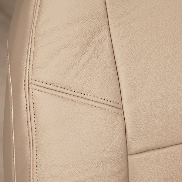Coverking Genuine Leather Seat Covers