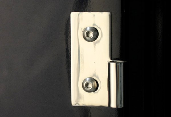 Rugged Ridge Lower Door Hinges