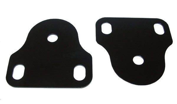 Rugged Ridge Interior Windshield Brackets