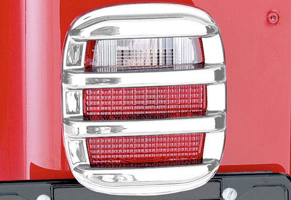 Rugged Ridge Tail Light Guards