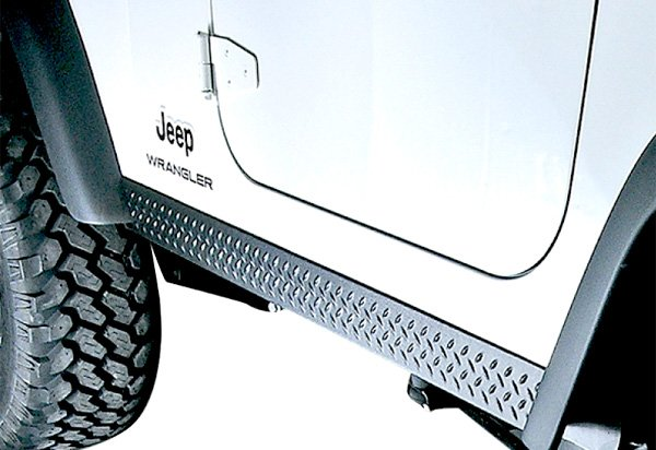 Rugged Ridge Body Armor Component Rocker Side Panel Kit