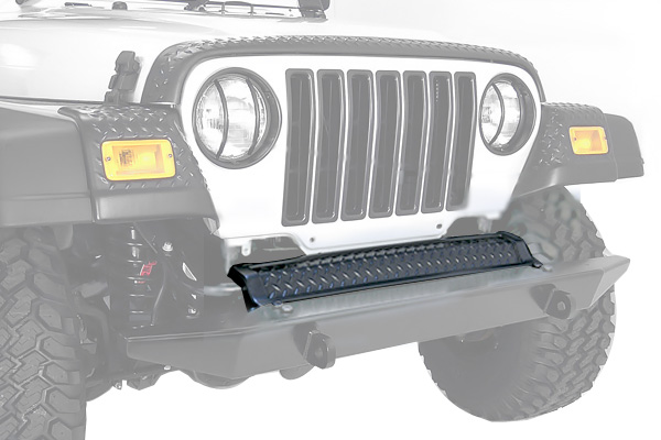 Rugged Ridge Body Armor Component Front Frame Cover